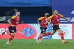 Isl 2020 21 Neville Saves The Blushes For East Bengal With Late Equaliser Against Kerala Blasters