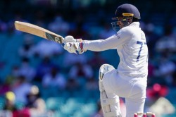 India Vs Australia Shubman Gill Becomes Youngest Indian Opener To Score 50 Runs In Fourth Innings
