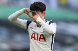Tottenham Leeds United Son Heung Min Century Premier League