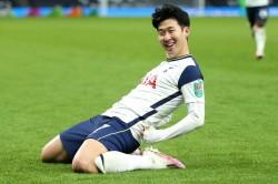 Tottenham Beat Brentford Efl Cup Sissoko And Son Goals Send Mourinho To Wembley