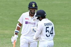 India Vs Australia 4th Test Day 3 India All Out For 336 After Sundar Thakur Century Stand