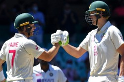 India Vs Australia 3rd Test Day 4 Labuschagne Smith Green Hit Fifties As Hosts Set A Target Of