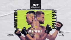 Ufc Fight Island 7 Holloway Vs Kattar Fight Card Date Time In India And Where To Watch