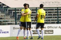 I League Real Kashmir Put Six Past Indian Arrows