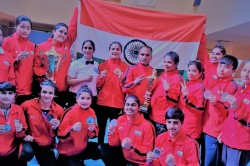 Boxing Indian Women End Their Campaign On Top Spot With 5 Gold Medals At The 30th Adriatic Pearl