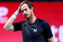 Andy Murray Dismantled Atp Tour Return Montpellier