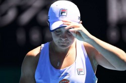 Australian Open Barty Muchova Quarter Finals