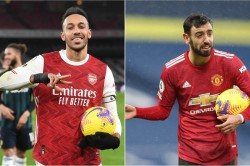 Premier League Data Dive Pierre Emerick Aubameyang Hits Milestone Bruno Fernandes Saves Man Utd