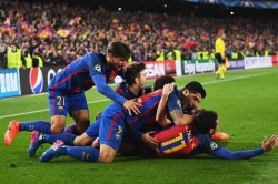 Barcelona V Psg Scars Remain Four Years On From Champions League Epic
