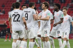 Fifa Club World Cup Flick Targeting Special Sixth Title After Bayern See Off Al Ahly