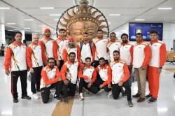 Boxing 14 Member Indian Boxing Team Leaves For Boxam Tournament In Spain