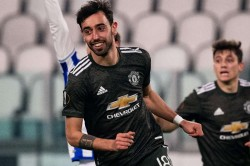 Real Sociedad 0 4 Manchester United Fernandes Double Puts Solskjaers Men In Charge