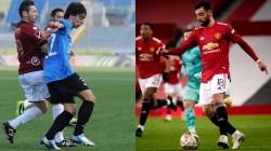 Bruno Fernandes From Unheralded Novara Teenager To Man Utd Star