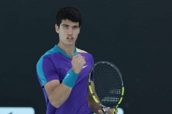 Australian Open Nadal Backs Alcaraz For Great Future After Maiden Major Win Sandgren Simmering