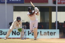 India Vs England Amit Shah Wishes Local Boy Cheteshwar Pujara Slams Double Ton In Pink Ball Test