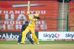 Gayle Storm Blows Maratha Arabians Away To Give Team Abu Dhabi A Big Win