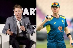 Ipl 2021 Clarke Finds It Hard To See Smith Playing In Upcoming Edition Of Cash Rich League