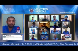 Ipl Auction 2021 Delhi Capitals Fans Take Centre Stage As Franchise Bid For Star Cricketers