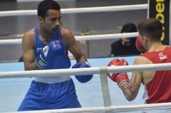 Boxing Deepak Stuns Olympic Champion To Enter Final At 72nd Strandja Memorial Tournament