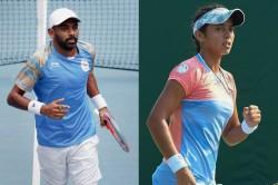 Australian Open 2021 Divij Sharan Ankita Raina Bow Out Of Tournament Doubles