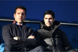 Arsenal Boss Arteta I Speak To Edu More Than My Own Wife