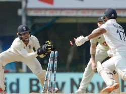 India Vs England Ben Foakes Stumps Rohit Sharma Rishabh Pant Reminds Of Ms Dhoni At Chepauk