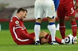 Liverpool Jurgen Klopp Henderson Premier League Everton Merseyside Derby