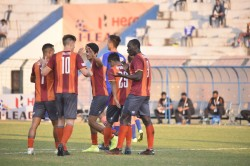 Hero I League Punjab Survive Late Scare To Beat Indian Arrows