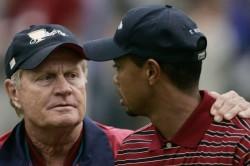 Tiger Woods Car Crash Golf Star In Hospital Jack Nicklaus Reaction
