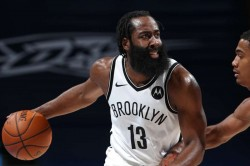 Harden Leads Brooklyn Nets To Sixth Straight Win Come From Behind Pelicans Stun Celtics