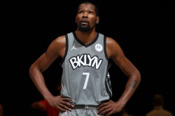 Kevin Durant Brooklyn Nets Clippers Nba