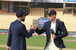 India Vs England 2nd Test Virat Kohli Elects To Bat In Chennai