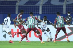 Isl 2020 21 Feature Atk Mohun Bagan Pull Off League Double Over Arch Rivals Sc East Bengal