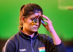 Sports Fraternity Unites As Manu Bhaker Boards Flight