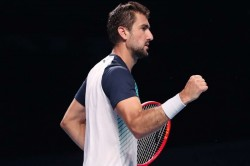 Marin Cilic Strong Start Quest Join Atp 20 Club