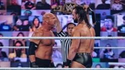 Spoiler On Interesting Wwe Wrestlemania 37 Match For Goldberg