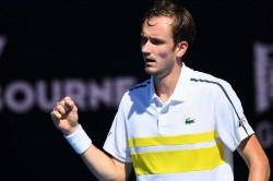 Australian Open Medvedev Rublev