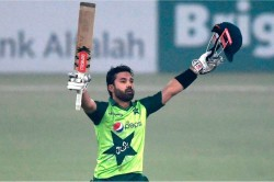 Pakistan Vs South Africa 1st T20i Rizwan Hits Maiden T20 Century As Hosts Hold Off Proteas
