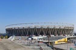 New Motera Stadium 4 Dressing Rooms Led Lights Installed To Eliminate Shadows Says Gca Secy Patel