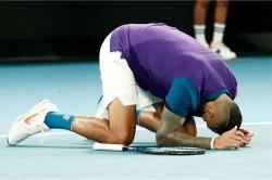 Australian Open Passive Djokovic Passes Tiafoe Test As Kyrgios Thrills The Crowd