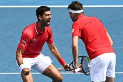 Perfect Djokovic Helps Serbia Win Atp Cup Opener Spain Without Nadal