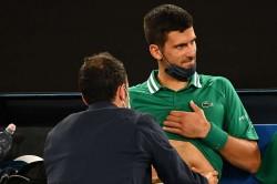 Australian Open Novak Djokovic Doubt For Raonic After Fritz Win