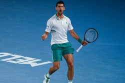 Australian Open Novak Djokovic Peak Form