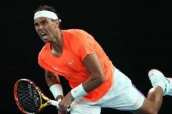 Australian Open Nadal Stunned By Spirited Tsitsipas In Quarter Final Collapse