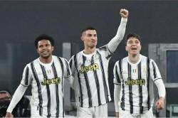 Juventus 2 0 Roma Cristiano Ronaldo Helps Lift Bianconeri Third Serie A
