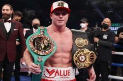 Saul Canelo Alvarez Yildirim Boxing