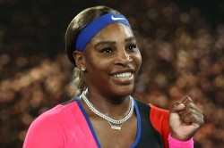 Australian Open Serena Williams Hasn T Moved So Well Since The Summer Of