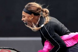 Serena Williams Reaches Yarra Valley Classic Third Round Simona Halep Through Gippsland Trophy