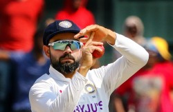 India Vs England 3rd Test Worried About The Lights Players Will Need To Adapt Quickly Says Kohli