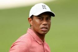 Tiger Woods Car Crash In Hospital Golf Stars Lindsey Vonn Magic Johnson Pray For Golf Great